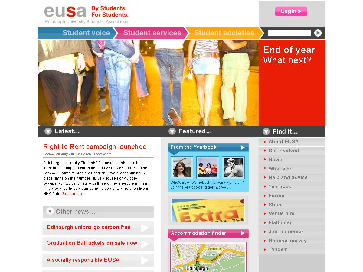 Edinburgh University Students Association