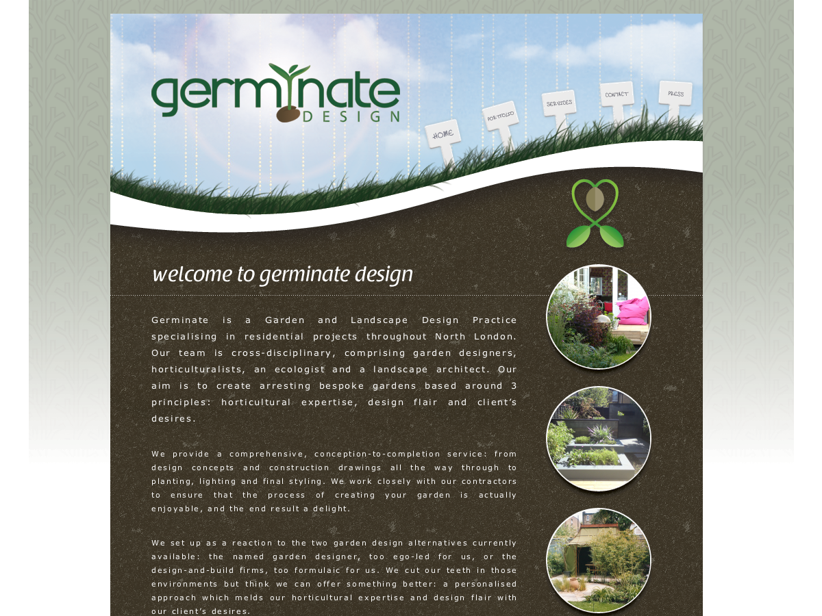 Germinate Garden Design