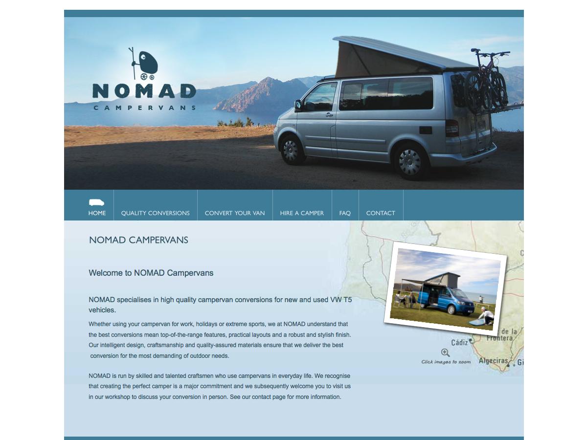 Nomad Campervans