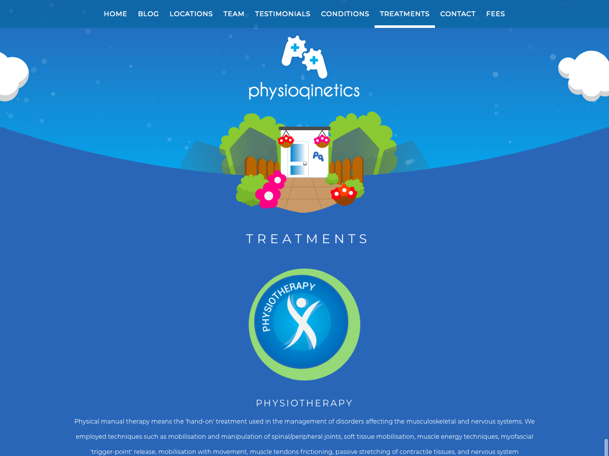 PhysioQinetics Treatments