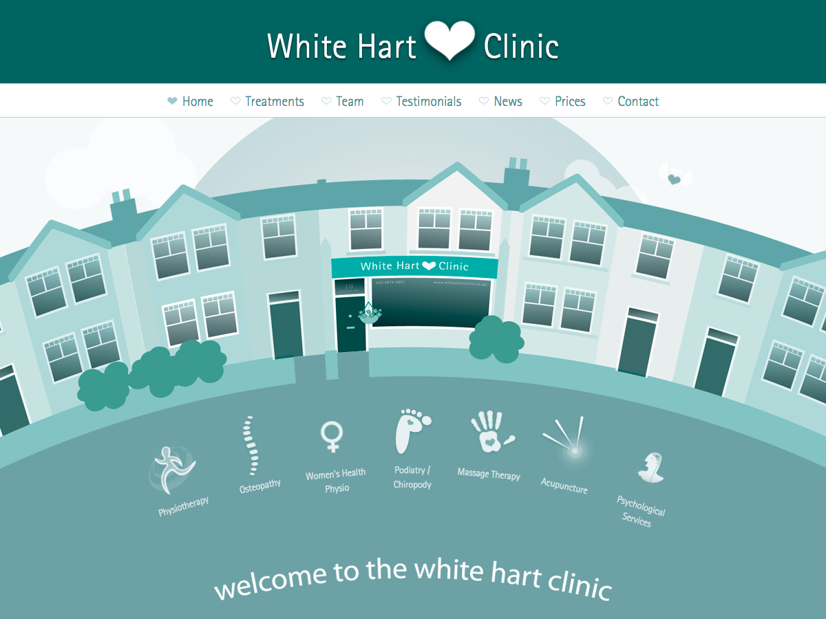 White Hart Clinic
