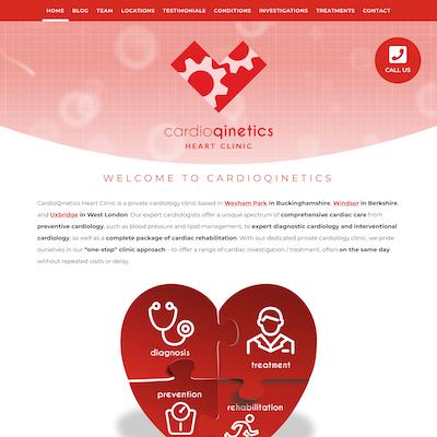 Cardioqinetics