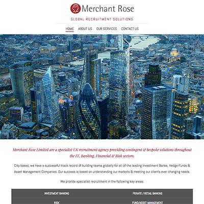 Merchant Rose