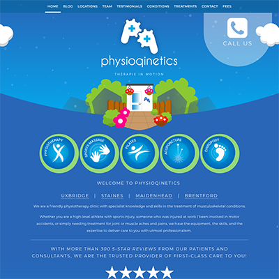 PhysioQinetics
