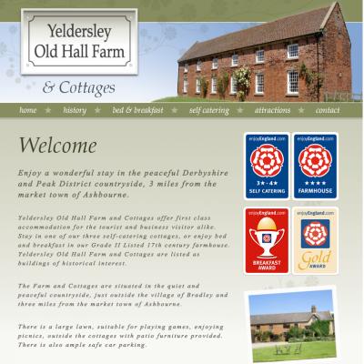 Yeldersley Old Hall Farm